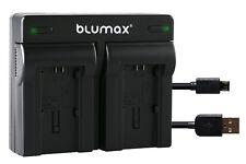 Bateria dual cargador para Canon bp-709/bp-718/bp-727/bp-745 | 90109-90660 |