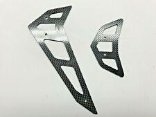 Align Trex 500 Carbon Fibre Tail Fins