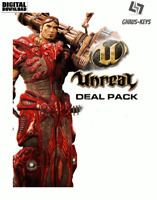 Unreal Deal Pack Steam Download Key Digital Code [DE] [EU] PC