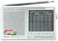 AM/FM Portable/Tabletop Portable Radios with Digital Display
