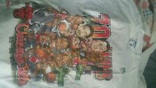 Chicago Bulls Three Peat Last Dance t shirt XL