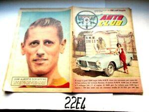 SCHIAFFINO AUTO SPRINT SUPPLEMENTO AL N° 841  ALBI DELL'INTREPIDO 1962    (22E4)