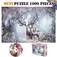 Polar Impression Mini Jigsaw Puzzles 1000 Piece High Difficulty Puzzle Toys Game
