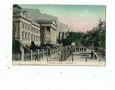 POST CARD EARLY PRINTED GOVERNMENT AVENUE -- CAPETOWN