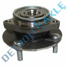 New Complete Front Wheel Hub & Bearing Assembly Fits Nissan Tiida and Versa