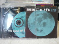 R.E.M. THE BEST OF IN TIME 1988-2003 C.D. NEW