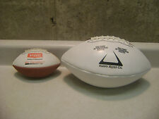 Baden Football Harry Alter Co. Chicago & Small Bryant Heating & Cooling Ball