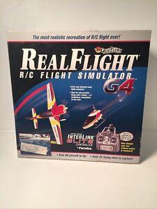 Real Flight R/C Simulator G4 Interlink Elite Controller