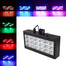 18 RGB Club Disco DJ Party KTV LED Ball Projector Stage Effect Strobe Light Hot