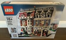LEGO Creator Expert Pet Shop (10218) New Sealed In Box
