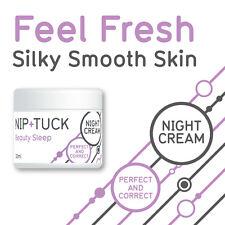 Nuevo en paquete & TUCK Sueño Belleza Crema de noche rellena detiene la flacidez anti envejecimiento de la piel