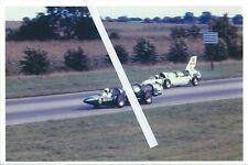 "1960s Drag Racing-Walt Arfons' ""GREEN MONSTER"" vs Fred Sibley's ""STP""-Jet Cars"