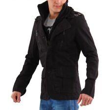 Cappotti e giacche da uomo blazer cotone