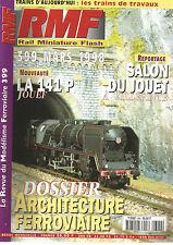 RMF N°399 LA 141 P JOUEF / DOSSIER : ARCHITECTURE FERROVIAIRE /ZONE INDUSTRIELLE