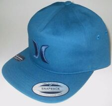 MENS HURLEY DARK TEAL WITH NIKE AEROBILL SNAPBACK HAT ADJUSTABLE CAP ONE SIZE