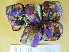 1 Skein 2 oz 54 yds Prism Galaxy Ribbon Yarn Color: Senegal Multiple Available