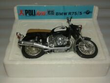 Polistil Politoys MS105 BMW R75/5 1970's 1:15 OVP MIB old stock: