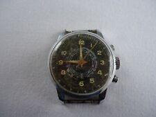"""Vintage CIMIER SPORT CHRONOGRAPH Men's Wrist Watch """"for parts or restoration"""""""