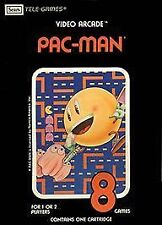Pac-Man Sears (Atari 2600, 1981) GAME ONLY