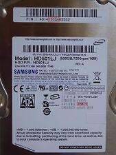500GB Samsung HD501LJ | PN: ..13CQA.. | 2008.10 | PCB board OK #436-442