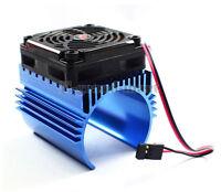 Hobbywing Ezrun C4 5V Cooling Fan + 44 x 65mm Motor Heat Sink System For 1/8 Car