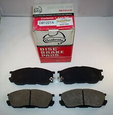 Fits Mazda 929 HD, HE Front brake pads - DB1221