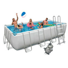 Piscina Intex Ultra Frame 549 x 274 x 132 cm con accessori