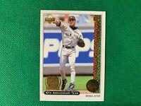 1999 Upper Deck 10th Anniversary Team #X25 Derek Jeter New York Yankees