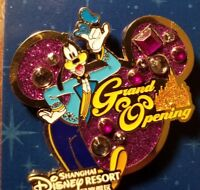 Disney Shanghai Resort Grand Opening Pin Goofy Limited Release Pin#121118 NEW