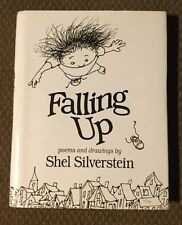 1st Edition Shel Silverstein HC Books Falling Up