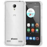 For ZTE Blade A520 Shockproof Hybrid Case Silicone Bumper Gel X-Protection Cover