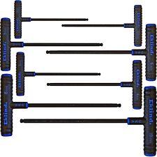Eklind Tool  Power-T  4mm  Metric  T-Handle  Power Hex Key  9 in 1 pc.