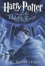 Harry Potter: Harry Potter and the Order of the Phoenix by J. K. Rowling...