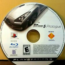 GRAN TURISMO 5 PROLOGUE (PS3) USED AND REFURBISHED (DISC ONLY) #10907