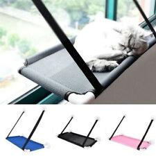 Cat Bed Sleep Hammock Window Durable Perch Seat Mounted Shelf Kitty Sofa Bolster