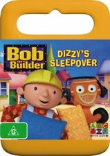 Bob The Builder - Dizzy's Sleepover (DVD, 2008, Region 4) ABC Kids NEW & SEALED