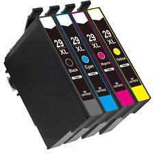 4 XL Ink Cartridges for Epson XP-245 XP-247 XP-342 XP-345 XP-442 XP-445 Printers