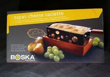 Boska Tapas Cheese Raclette Taste, Mini Grill, HOLLAND Brand New in Box