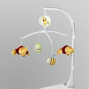 Winnie the Pooh: Pooh's ABC Musical Mobile by Disney Baby