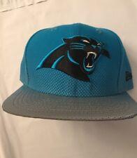 Carolina Panthers New Era NFL Reflective  9FIFTY Snapback Cap Hat New