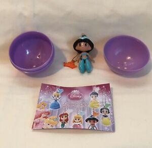 Disney Jasmine Swinging Keychain 2 1/2 Inch Doll NEW