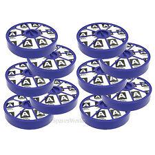 Post Moteur Allergie Hepa kits de filtre à poussière bleu pour Dyson DC19 DC20 DC29 x 10