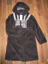 Boys STAR WARS Darth Vader dressing gown bathrobe 12-13 years NEW official