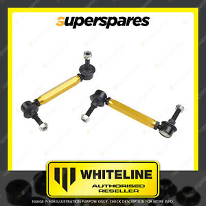 Whiteline Front Sway bar link for CHEVROLET COLORADO RC RG 2WD 4WD