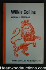 Wilkie Collins by William H. Marshall- High Grade