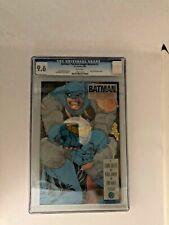 DC's Batman: The Dark Knight Returns #2 Frank Miller CGC 9.6
