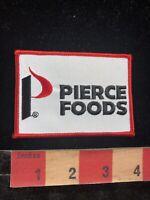 PIERCE FOODS Advertising Patch 96B5
