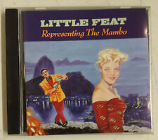 Little Feat Representing The Mambo CD Alemania 1990