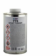 HB Body HB775-1 Epoxy Thinner 1L For HB989 Primer Kits Added to Epoxy System