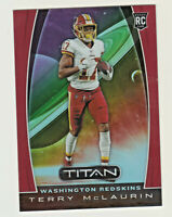 2019 Panini Chronicles TITAN RED PRIZM #T16 TERRY McLAURIN RC Rookie 57/99